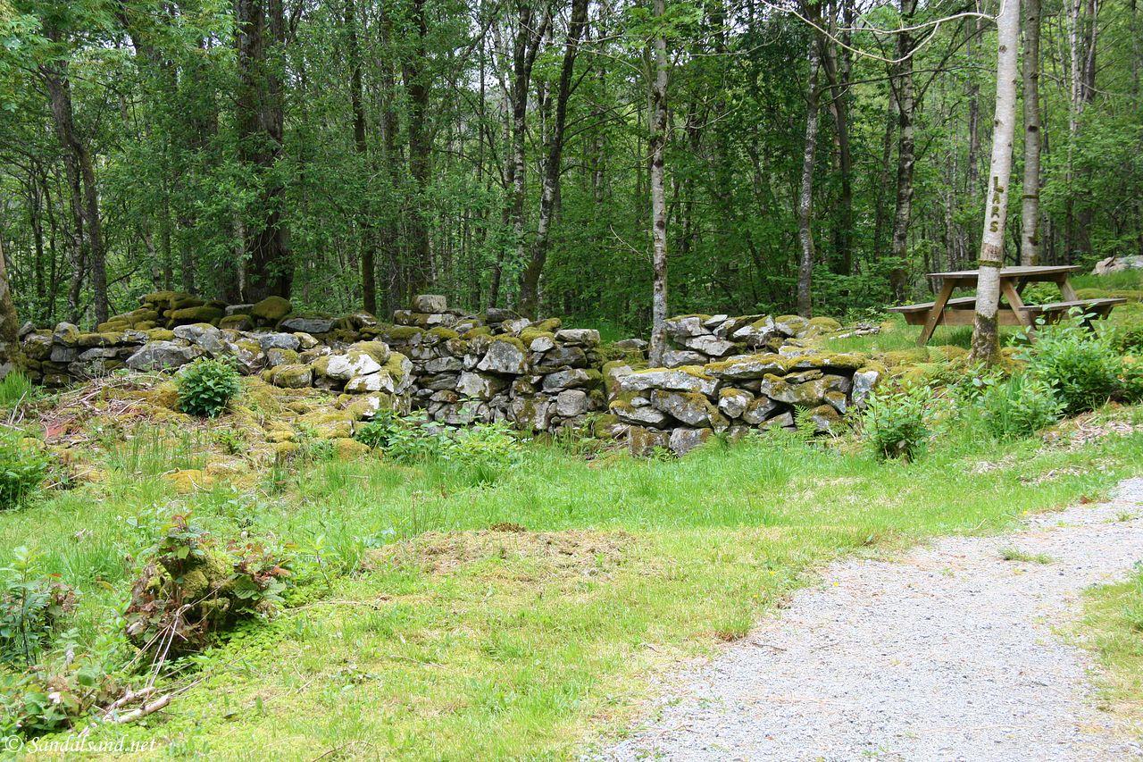 Rogaland - Tysvær - Borgøy - Lars Hertervigs fødested