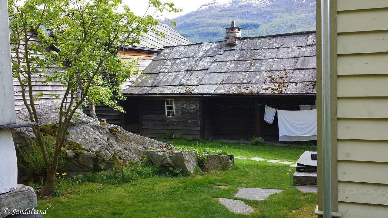 Norway - Hordaland - Ullensvang - Agatunet