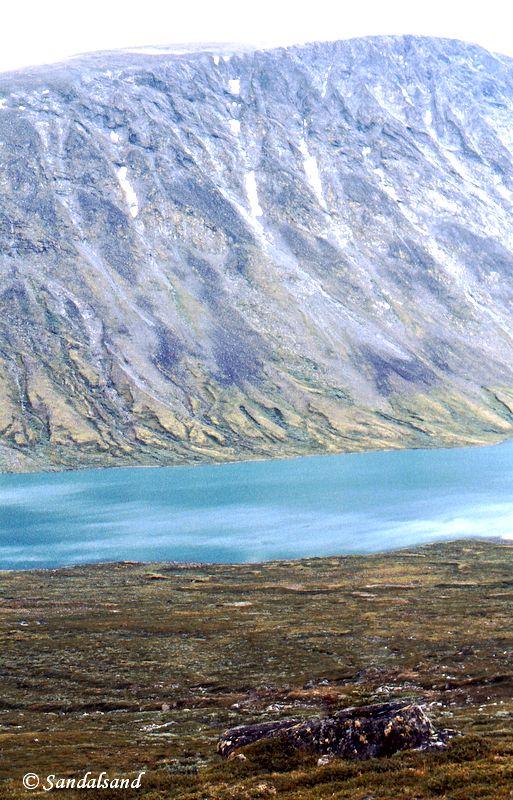 Oppland - Jotunheimen - Russvatn og Bessfjell