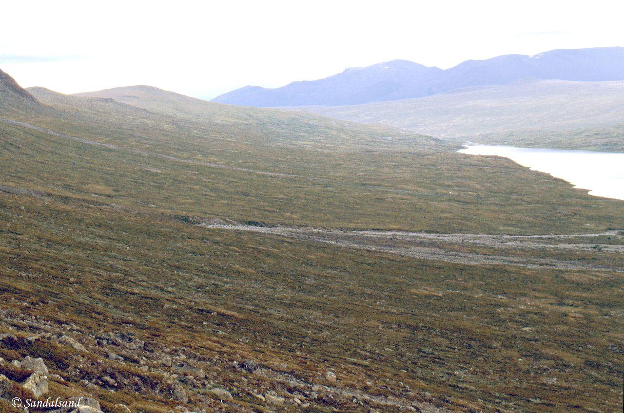 Oppland - Jotunheimen - Østenden av Russvatn