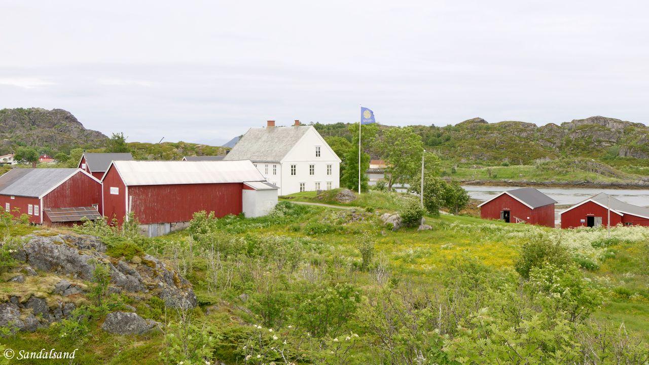 Nordland - Vågan - Kabelvåg - Museum Nord - Lofotmuseet