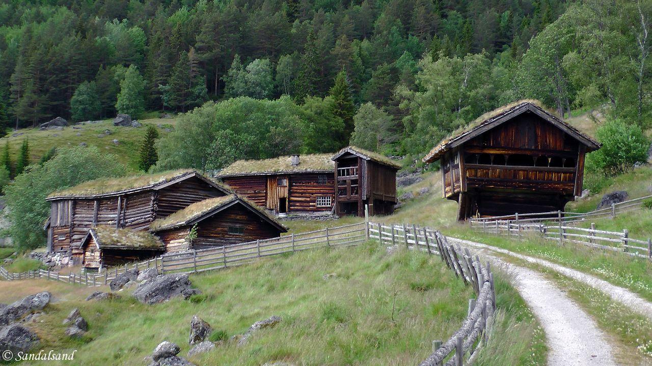 Aust-Agder - Valle - Rygnestadtunet