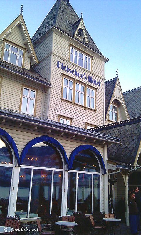 Hordaland - Voss - Fleischer's hotel
