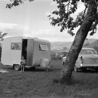 Historien om campingplasser i Norge (1) – Den klassiske perioden