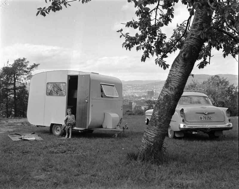 historien om campingplasser i norge 1 den klassiske. Black Bedroom Furniture Sets. Home Design Ideas