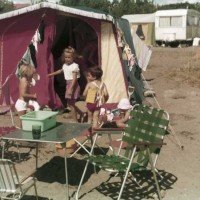 Historien om campingplasser i Norge (2) – Mine campingopplevelser fra 1960- og 70-tallet