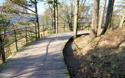 Jærkysten: Langs Hafrsfjord fra Sørnes til Sømmevågen