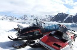 Nesten på Nordpolen, et besøk til Svalbard
